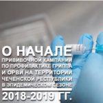 В Чеченскую Республику в рамках реализации Национального календаря профилактических прививок за счет средств федерального бюджета отгружена первая партия вакцин для профилактики гриппа и ОРВИ «Совигрипп»